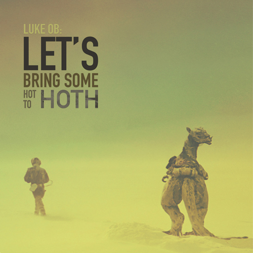 Luke Ob: Funk For Fighters cover art